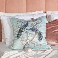 GENE bed 180x200 microfibre pink