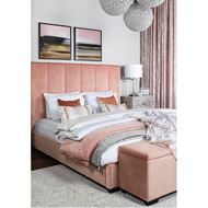 LETTY curtain 110x300 pink