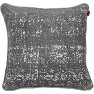 FLOCK cushion cover 45x45 grey