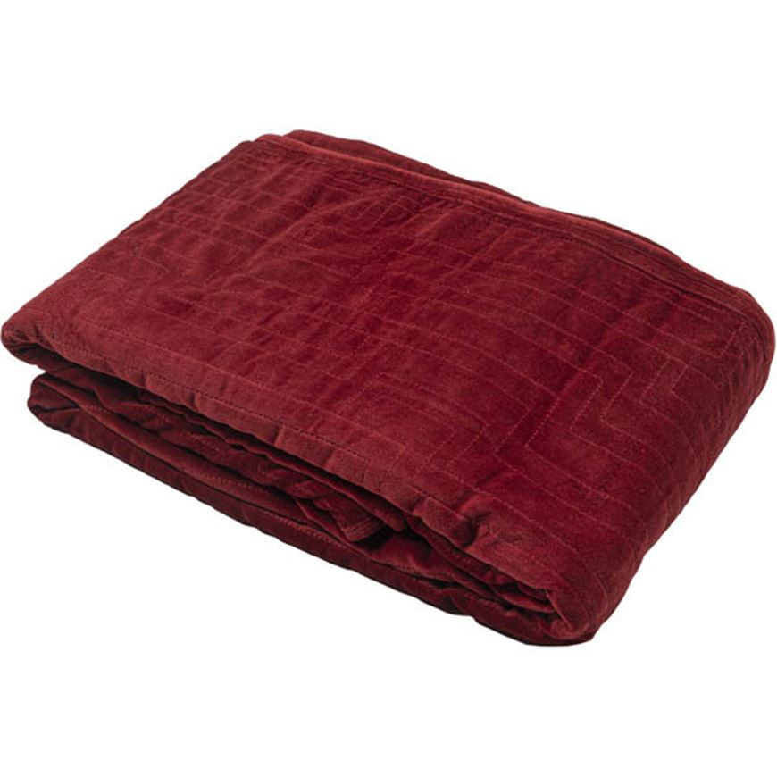 Picture of ZENA bedspread 230x250 red