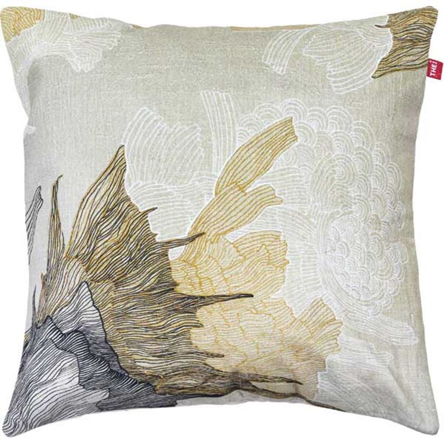 Picture of ELORA cushion cover 45x45 multicolour/green
