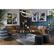 ATTICUS decoration h28cm black