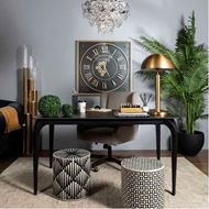 CHAS desk chair beige