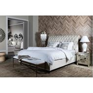 PARK bed 180x200 white