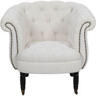 ARIO armchair white