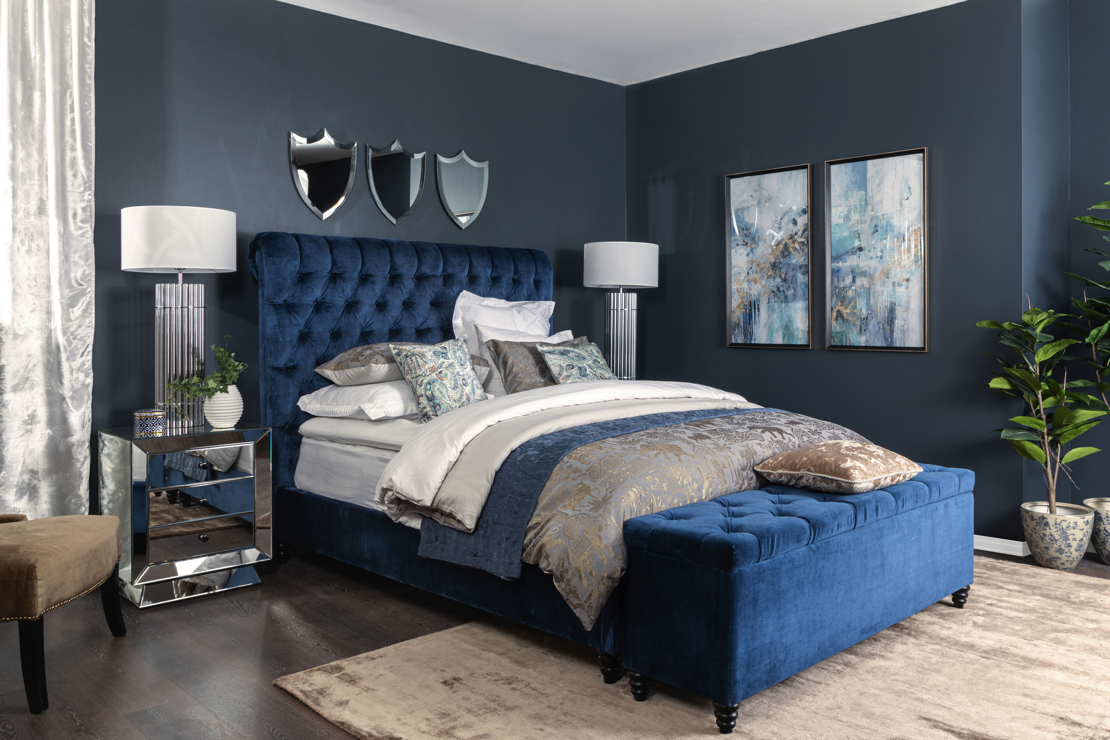 Iconic Styled BedRoom from The One
